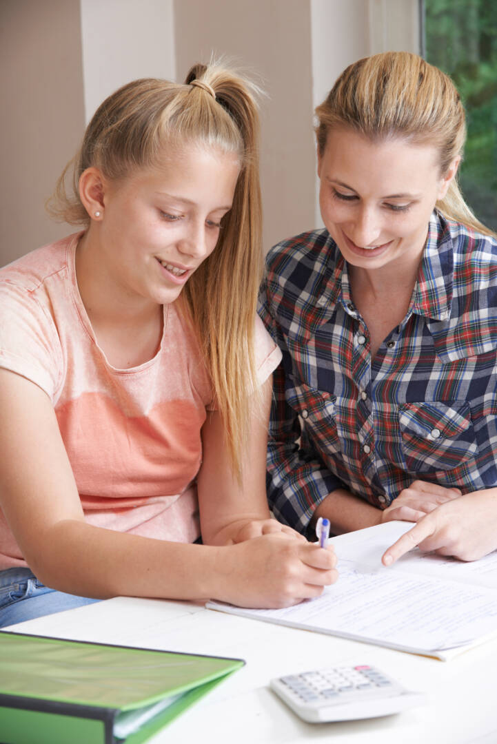 on-line home school math instruction